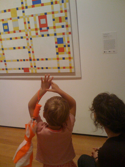Lianne Explains Mondrian