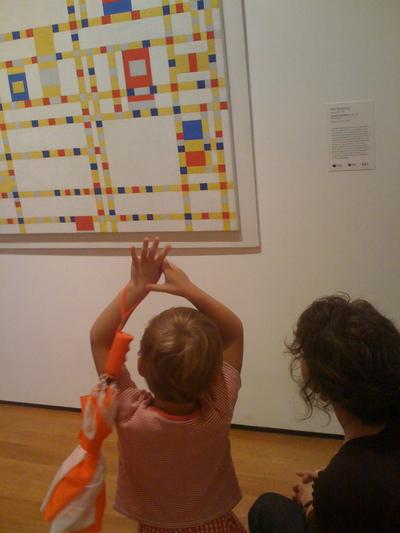 Lianne Explains Mondrian