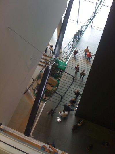 MoMA Helo